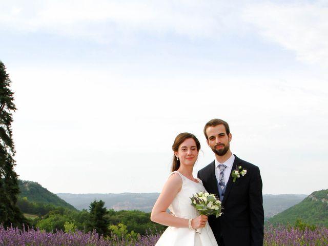 Le mariage de Jérémy et Elise à Carsac-Aillac, Dordogne 9
