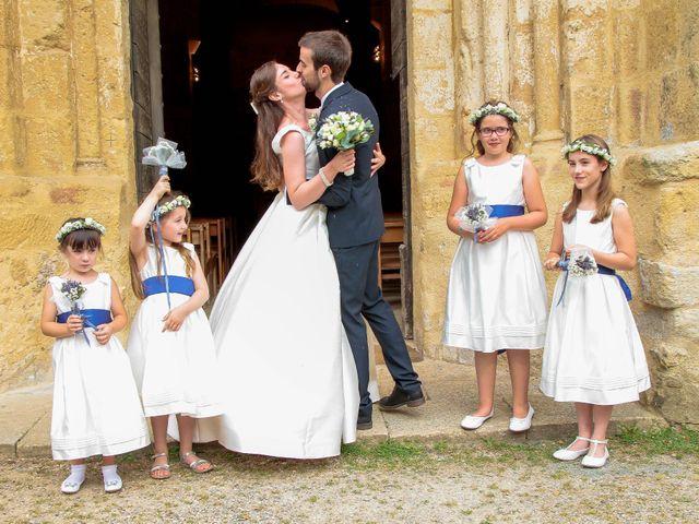 Le mariage de Jérémy et Elise à Carsac-Aillac, Dordogne 2