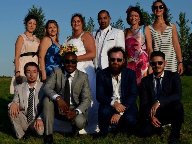 Le mariage de Nicolas et Nadège à Saint-Clar-de-Rivière, Haute-Garonne 5