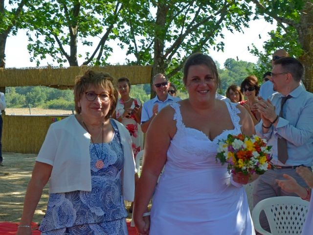 Le mariage de Nicolas et Nadège à Saint-Clar-de-Rivière, Haute-Garonne 14