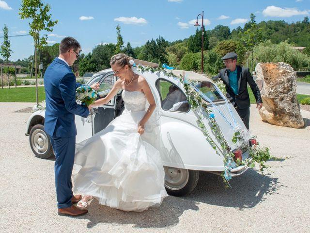 Le mariage de Jonathan et Valérie à Bourret, Tarn-et-Garonne 1