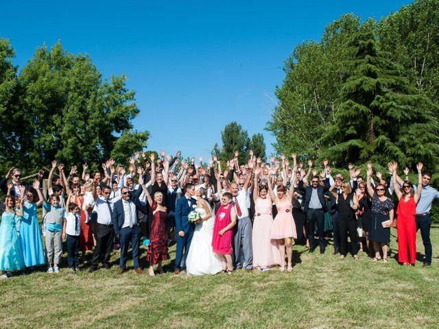 Le mariage de Jonathan et Valérie à Bourret, Tarn-et-Garonne 4