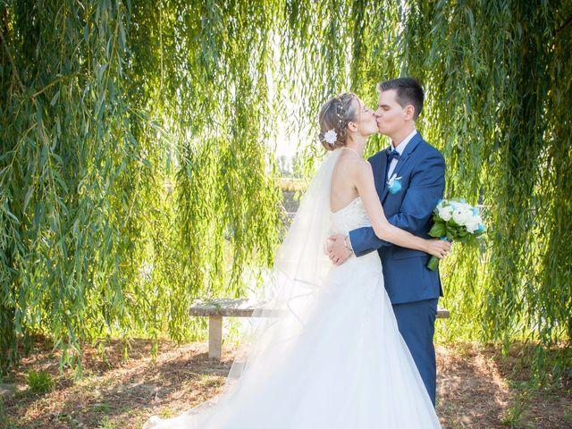 Le mariage de Jonathan et Valérie à Bourret, Tarn-et-Garonne 5