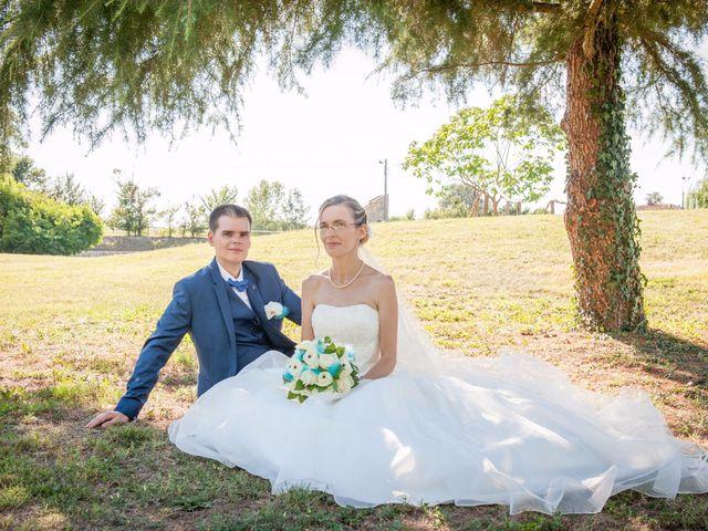 Le mariage de Jonathan et Valérie à Bourret, Tarn-et-Garonne 6