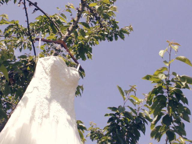 Le mariage de Xavier et Lucie à Souppes-sur-Loing, Seine-et-Marne 1