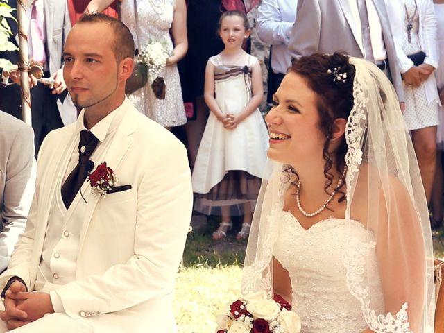Le mariage de Xavier et Lucie à Souppes-sur-Loing, Seine-et-Marne 2
