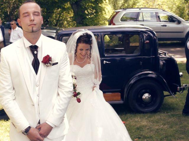 Le mariage de Xavier et Lucie à Souppes-sur-Loing, Seine-et-Marne 12