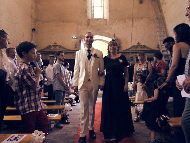 Le mariage de Xavier et Lucie à Souppes-sur-Loing, Seine-et-Marne 13