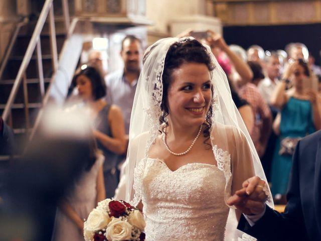 Le mariage de Xavier et Lucie à Souppes-sur-Loing, Seine-et-Marne 15