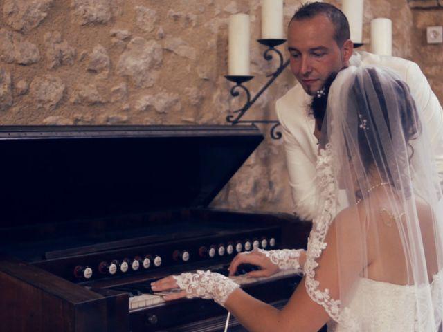 Le mariage de Xavier et Lucie à Souppes-sur-Loing, Seine-et-Marne 18