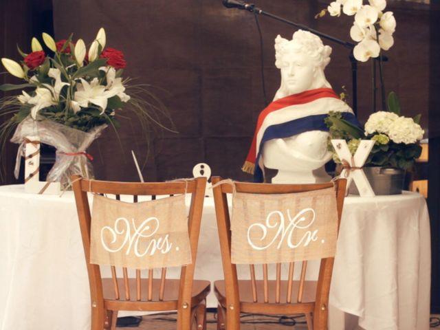 Le mariage de Xavier et Lucie à Souppes-sur-Loing, Seine-et-Marne 24