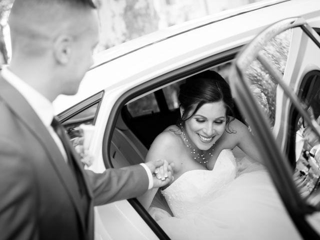 Le mariage de Aziz et Camille à Montauroux, Var 14