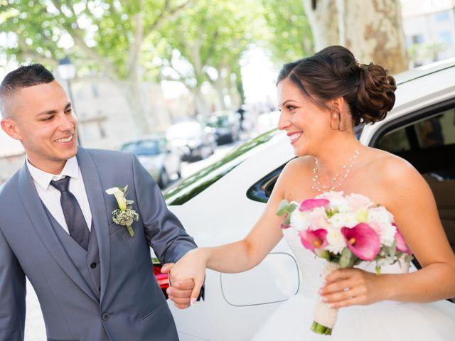 Le mariage de Aziz et Camille à Montauroux, Var 15