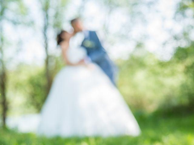 Le mariage de Aziz et Camille à Montauroux, Var 20