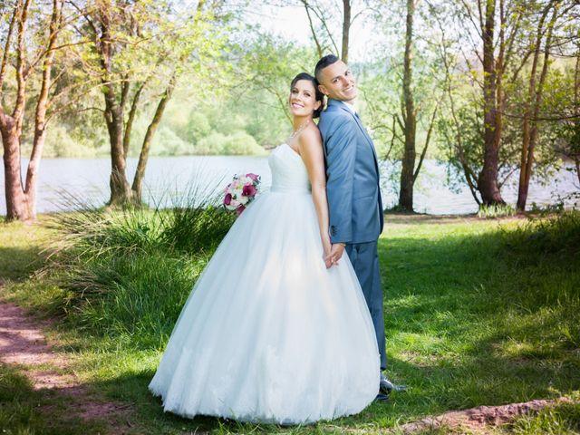 Le mariage de Aziz et Camille à Montauroux, Var 21