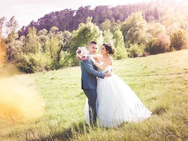 Le mariage de Aziz et Camille à Montauroux, Var 24