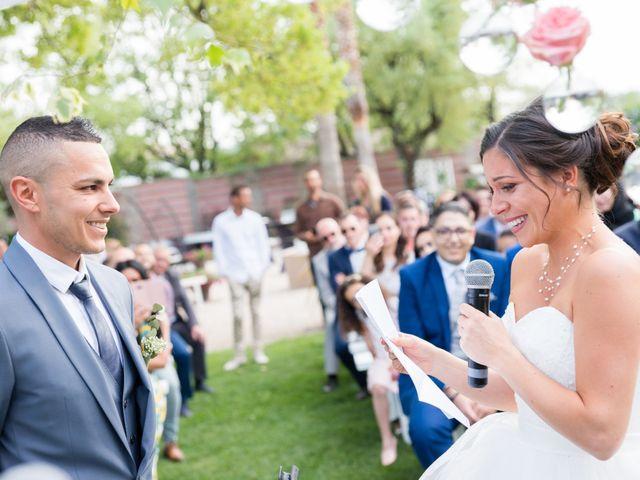 Le mariage de Aziz et Camille à Montauroux, Var 25