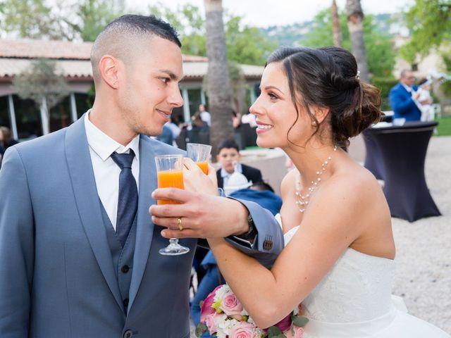 Le mariage de Aziz et Camille à Montauroux, Var 28
