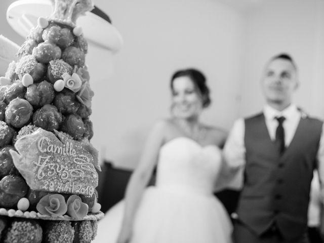 Le mariage de Aziz et Camille à Montauroux, Var 38