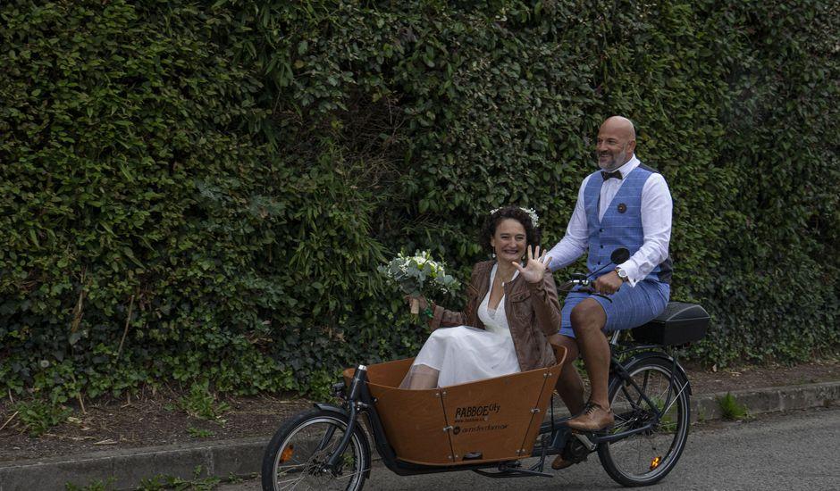 Le mariage de Etienne et Céline à Vigeois, Corrèze