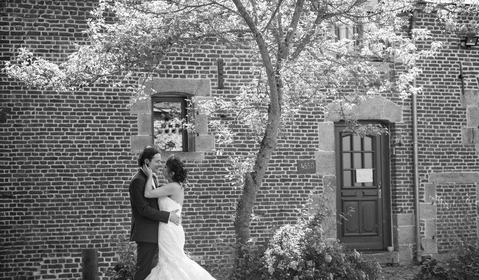 Le mariage de Nicolas et Laureline à Roubaix, Nord