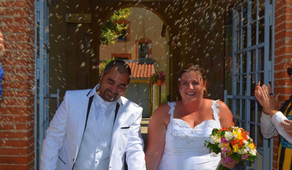 Le mariage de Nicolas et Nadège à Saint-Clar-de-Rivière, Haute-Garonne