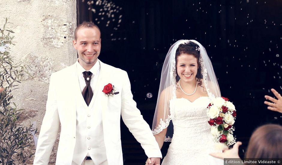 Le mariage de Xavier et Lucie à Souppes-sur-Loing, Seine-et-Marne