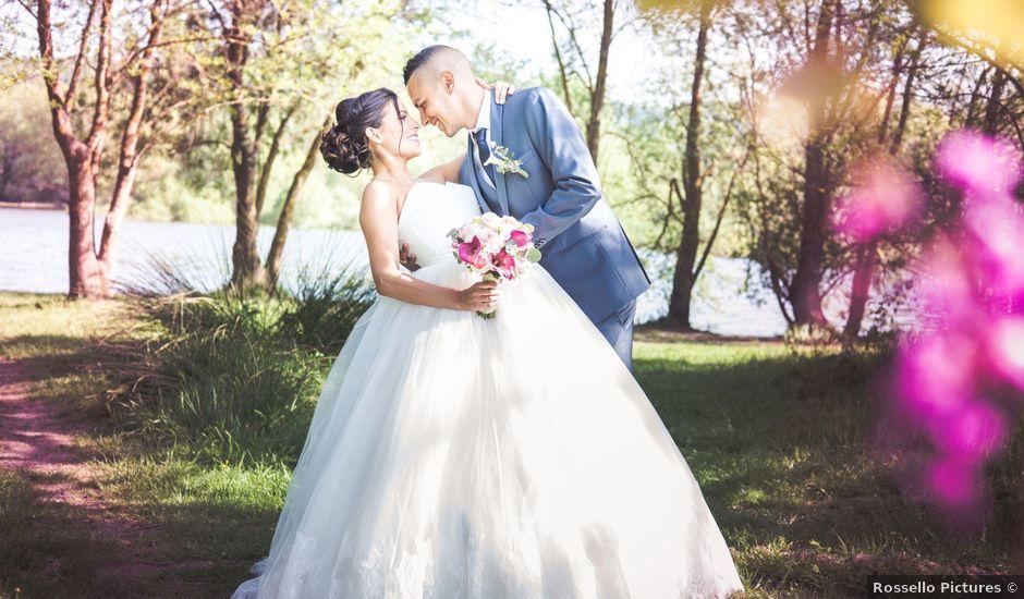 Le mariage de Aziz et Camille à Montauroux, Var