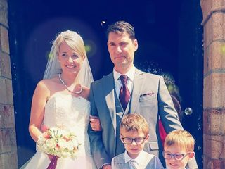Le mariage de Vanessa  et Mickaël 2