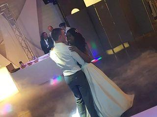 Le mariage de Madvi  et  Clément