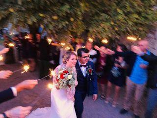 Le mariage de Ambre et Ludovic