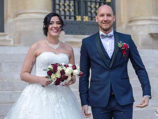 Le mariage de Liliane et Rudy