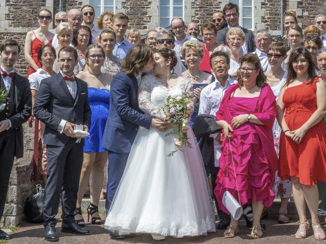 Le mariage de Maté et Maéla à Iffendic, Ille et Vilaine 25