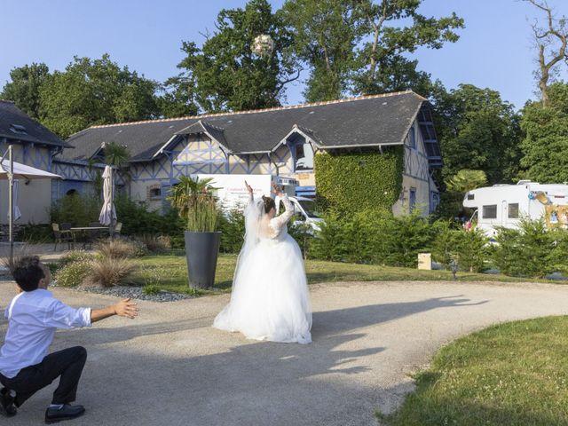 Le mariage de Maté et Maéla à Iffendic, Ille et Vilaine 42
