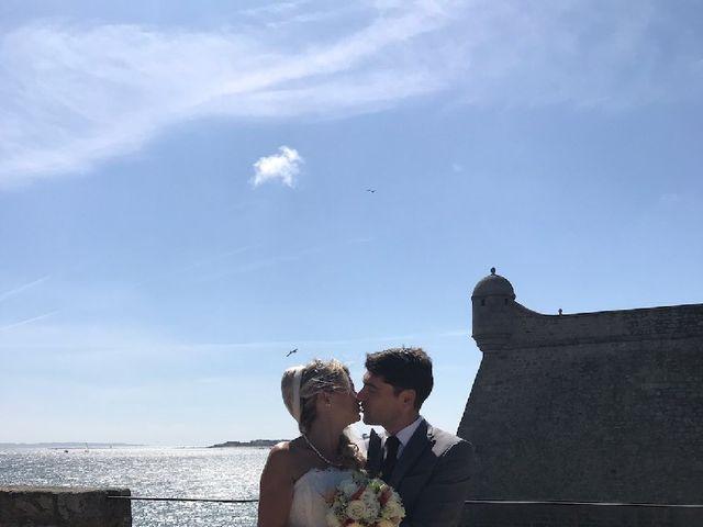 Le mariage de Mickaël et Vanessa  à Merlevenez, Morbihan 4
