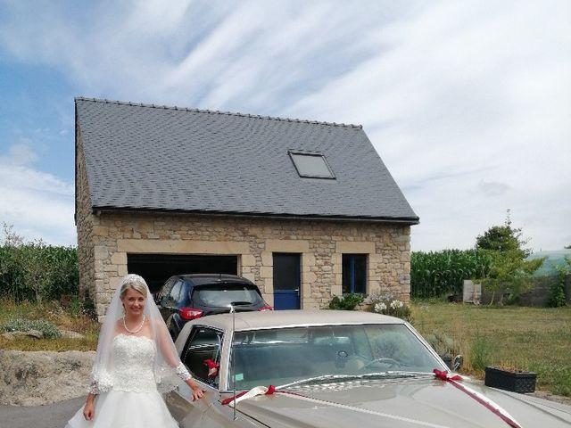 Le mariage de Mickaël et Vanessa  à Merlevenez, Morbihan 9