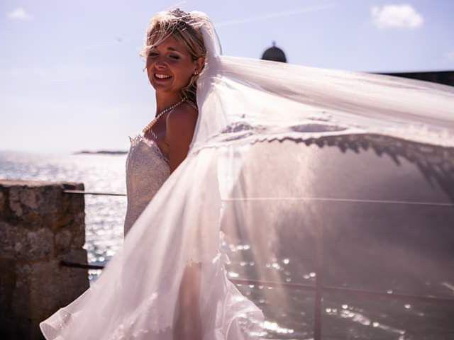 Le mariage de Mickaël et Vanessa  à Merlevenez, Morbihan 10