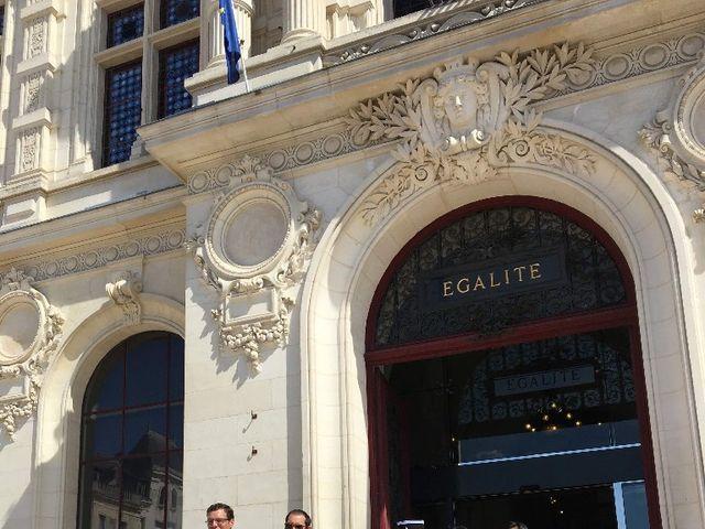Le mariage de  Clément  et Madvi  à Poitiers, Vienne 4