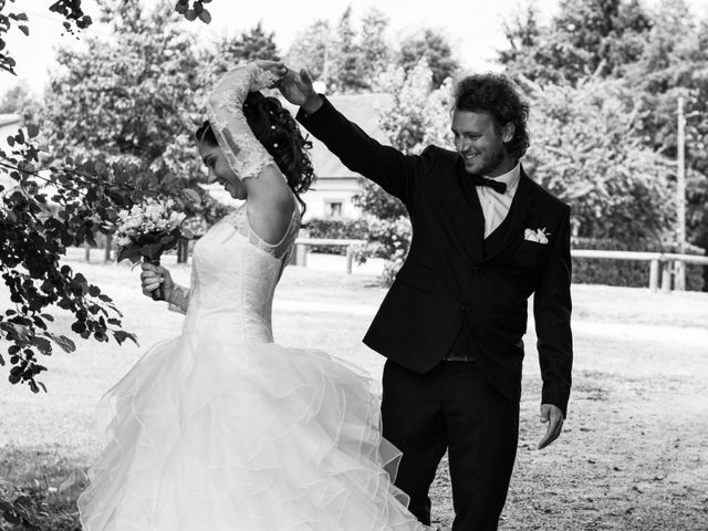 Le mariage de Marc-André et Camille à Aube, Orne 26