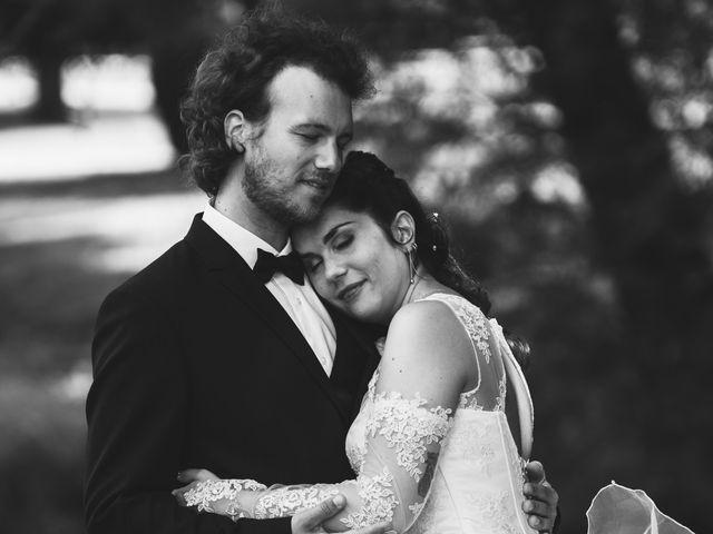 Le mariage de Marc-André et Camille à Aube, Orne 28