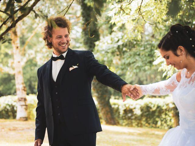 Le mariage de Marc-André et Camille à Aube, Orne 32