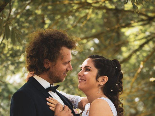 Le mariage de Marc-André et Camille à Aube, Orne 33