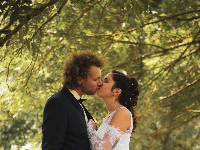 Le mariage de Marc-André et Camille à Aube, Orne 34