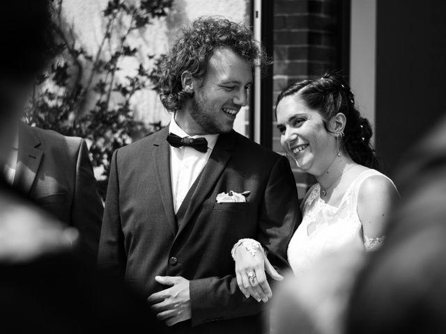 Le mariage de Marc-André et Camille à Aube, Orne 40