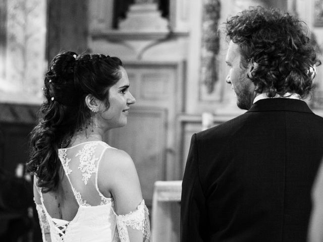 Le mariage de Marc-André et Camille à Aube, Orne 41