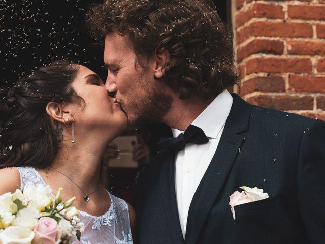 Le mariage de Marc-André et Camille à Aube, Orne 46