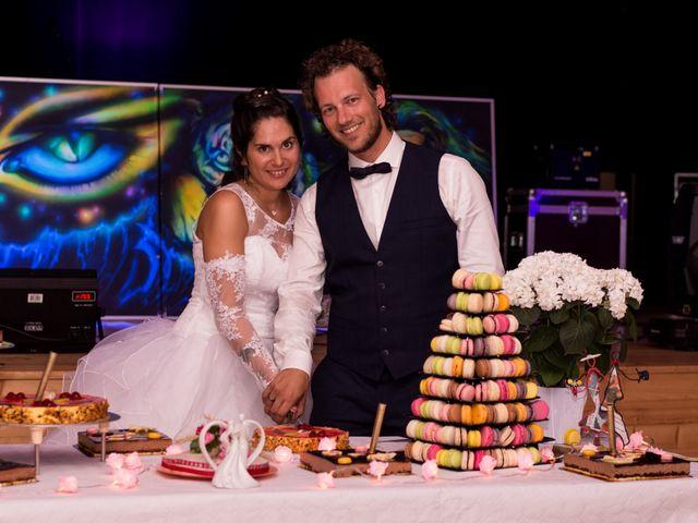 Le mariage de Marc-André et Camille à Aube, Orne 77