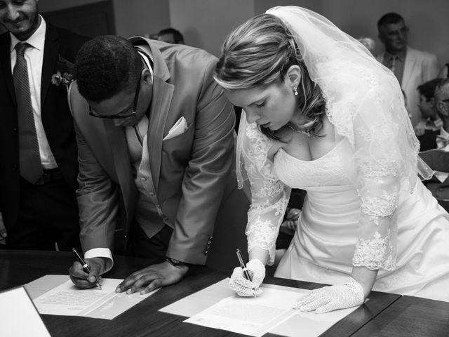 Le mariage de Nicolas et Élodie à Kruth, Haut Rhin 12