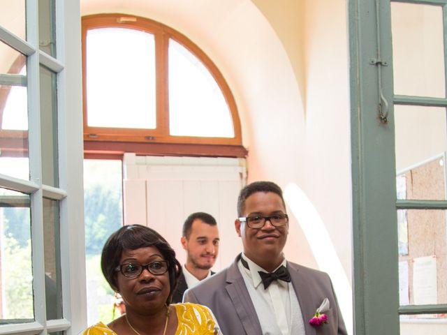 Le mariage de Nicolas et Élodie à Kruth, Haut Rhin 15