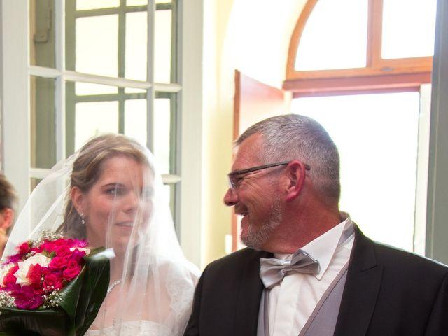 Le mariage de Nicolas et Élodie à Kruth, Haut Rhin 16